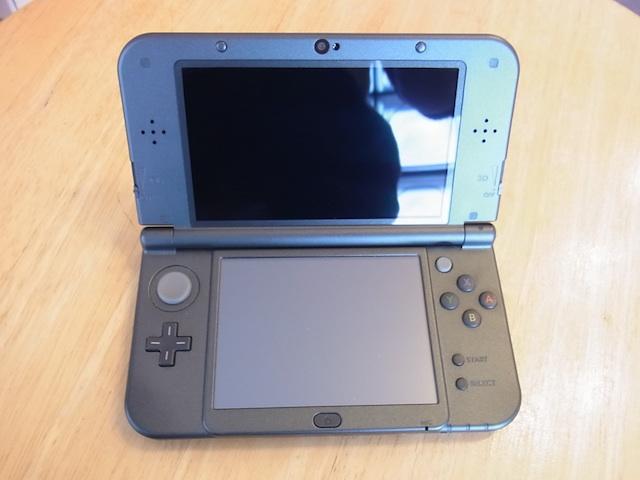 任天堂3DS/Wii Uのgamepad/ipod classic修理 難波のお客様