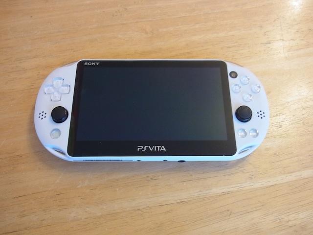 PSVITA2000/ipod classic/iphone6s修理 吹田のお客様