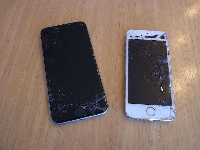 故障3DS/iphone6/ipod touch5買取 吹田のお客様