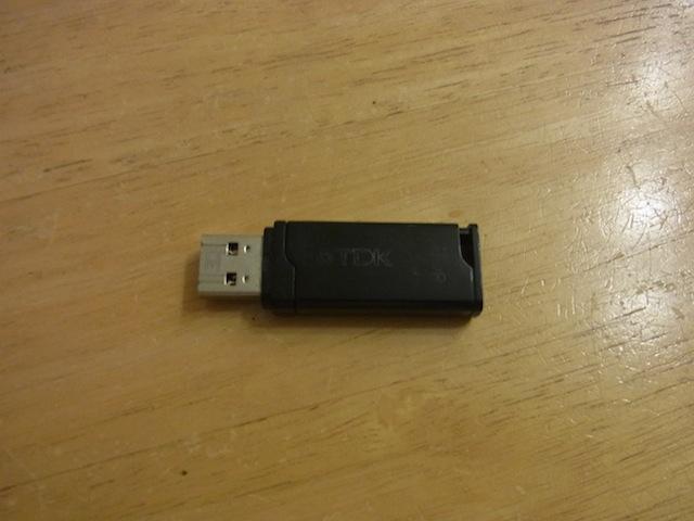 USBメモリのデータ復旧 吹田のお客様