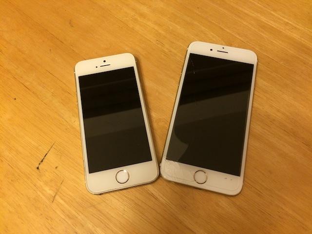 故障iphone/ipad/ipod買取 茨木のお客様