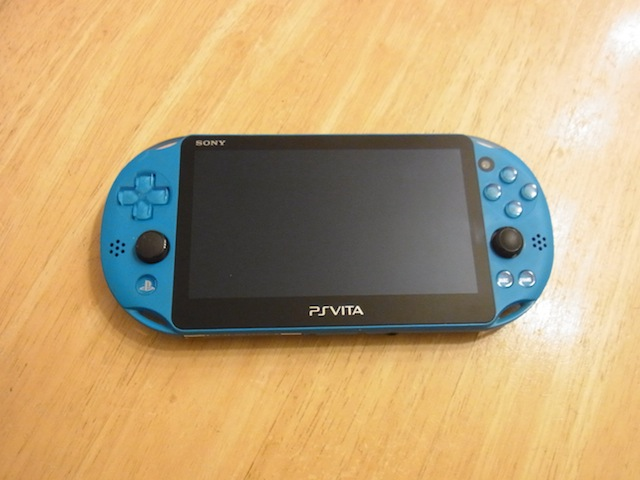 PSVITA2000/iphone6s修理 吹田のお客様