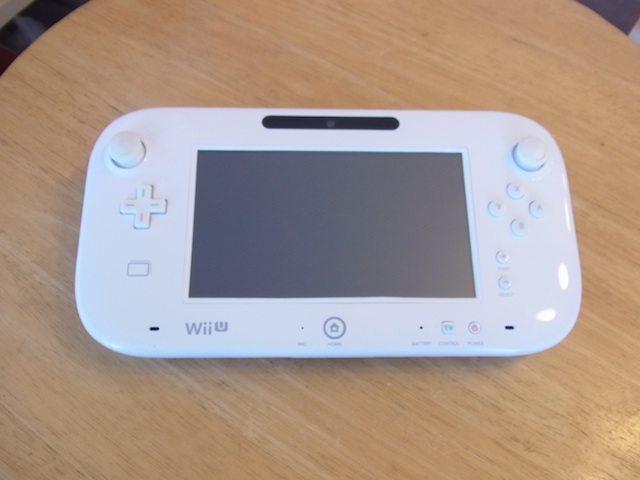 Wii Uのgamepad/iphone液晶修理 吹田のお客様