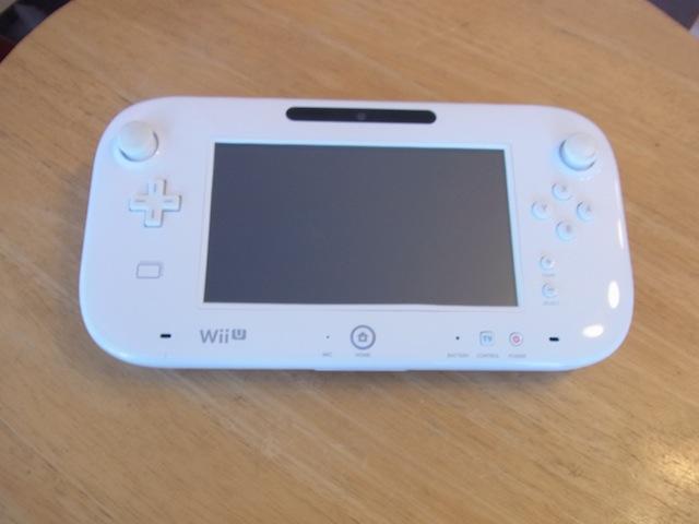 吹田でWii Uのgamepad/iphone6sの修理やってます!