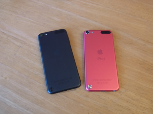 ipod touch5/iphone修理 吹田のお客様