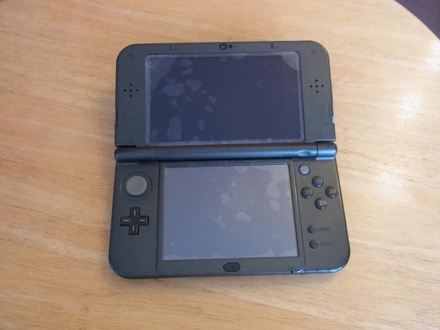 任天堂3DS/WiiUゲームパッド/任天堂ゲーム機修理 大阪のお客様