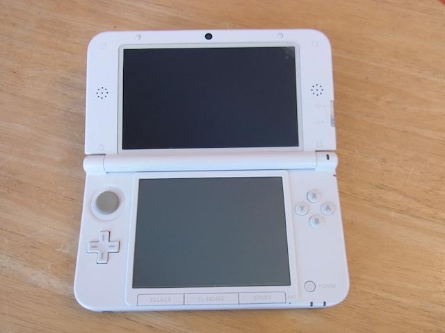 任天堂3DS店頭修理 サポートモバイル 大阪/吹田