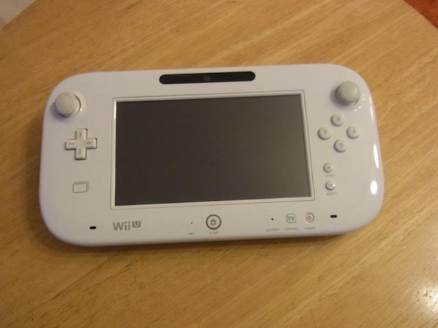 WiiUゲームパッド/任天堂3DS ゲーム機修理 大阪