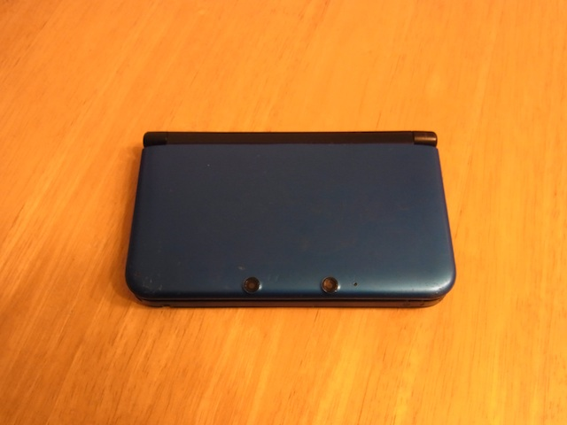 任天堂3DS充電できない 大阪で任天堂3DS修理なら!