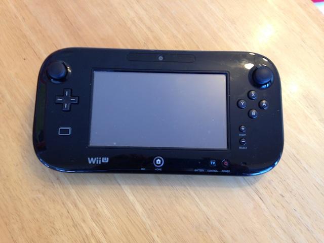吹田のお客様 WiiUゲームパッド/任天堂3DS持ち込み修理
