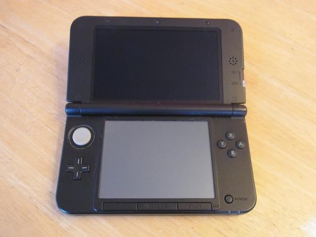 吹田で任天堂3DS/WiiUゲームパッドの持ち込み修理店をお探しなら!
