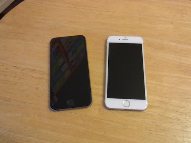 千里丘のお客様 iphone/iPad mini修理と受け付け