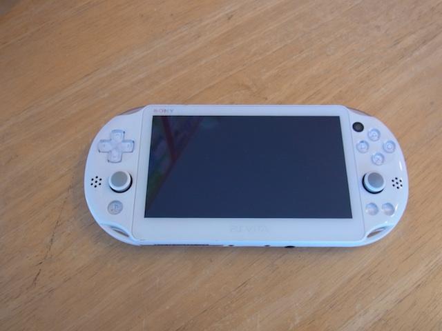 茨木のお客様 PSVITA2000/任天堂3DS持ち込み修理