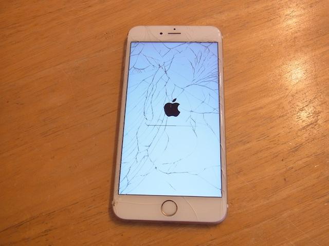 千里丘のお客様 故障iphone修理と買取店