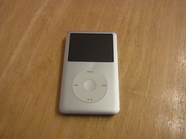 茨木からご来店 iPod classic修理店をお探しなら!