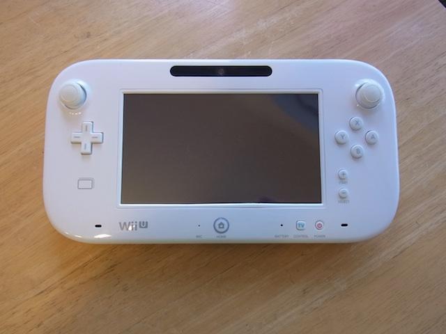 茨木からご来店 WiiUゲームパッド/任天堂3DSの持ち込み修理なら!