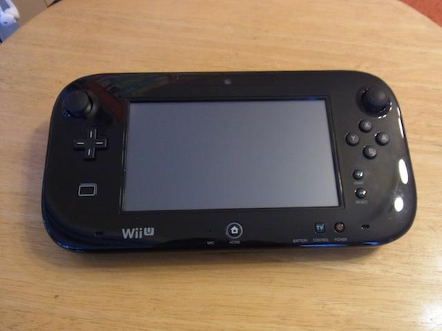 豊中市のお客様 WiiUゲームパッド修理のご案内