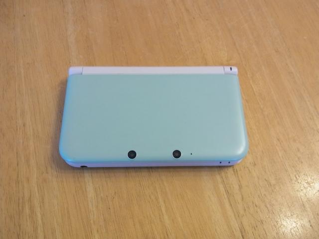 豊中からご来店 任天堂3DS持ち込み修理予約のご案内