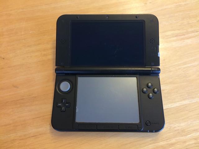 豊中市からご来店 任天堂3DSが壊れて困ったら!