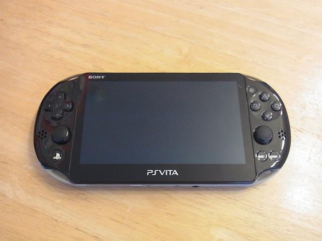 豊中市からご来店 PSvita2000/任天堂3DS持ち込み修理