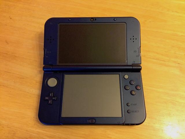 豊中市からご来店 任天堂3DSタッチパネル修理