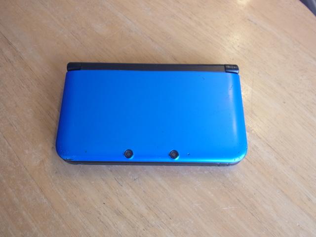箕面市からご来店 任天堂3DS店頭持ち込み修理