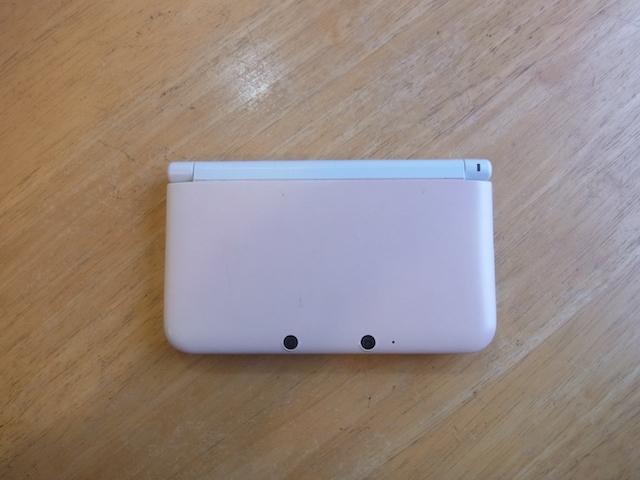 摂津市のお客様 任天堂3DS/PSvita2000店頭修理