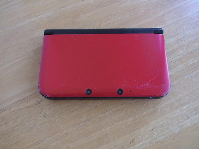 摂津市のからご来店 任天堂3DSカメラ故障修理
