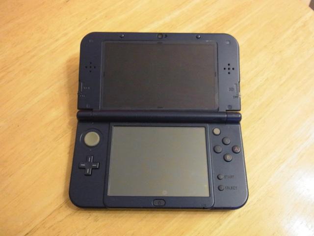 箕面市からご来店 任天堂3DS店頭持ち込み修理店