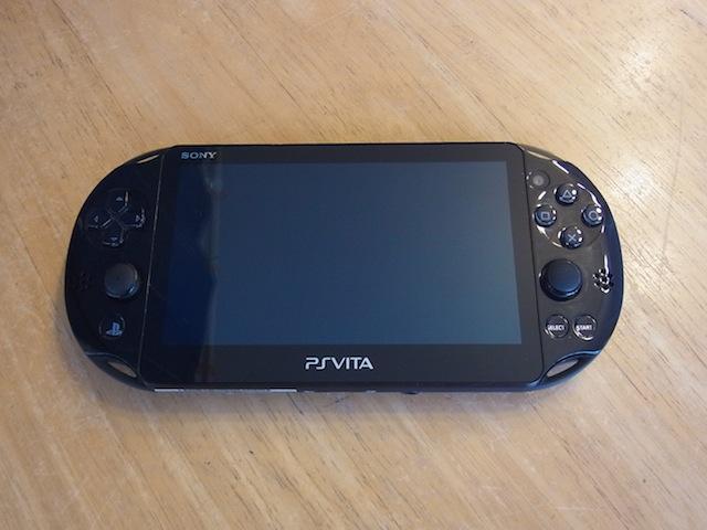 摂津市のお客様 PSvita2000/任天堂3DS液晶修理のご案内