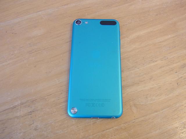 吹田市のお客様 iPod touch5ホームボタン預かり修理