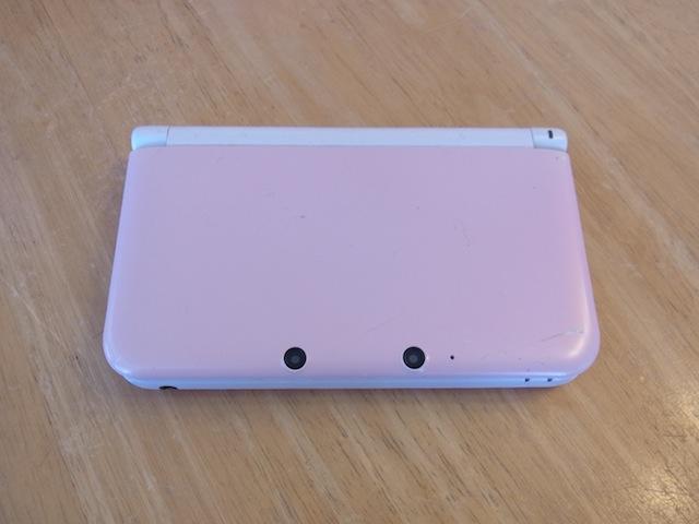 摂津市のお客様 任天堂3DSカメラ修理 店頭持ち込み