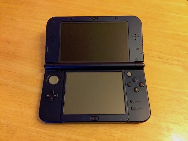 吹田のお客様 任天堂3DSの持ち込み修理予約なら!