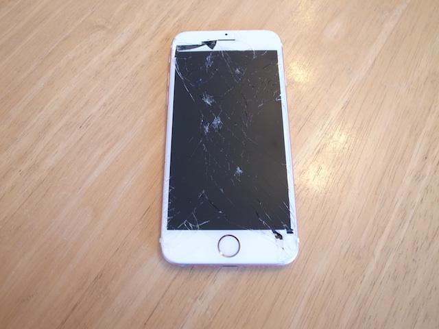 江坂のお客様 故障iPhoneの買取やってます!