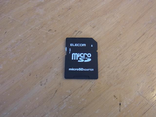 豊中からご来店 SDカード持ち込みデータ復元予約