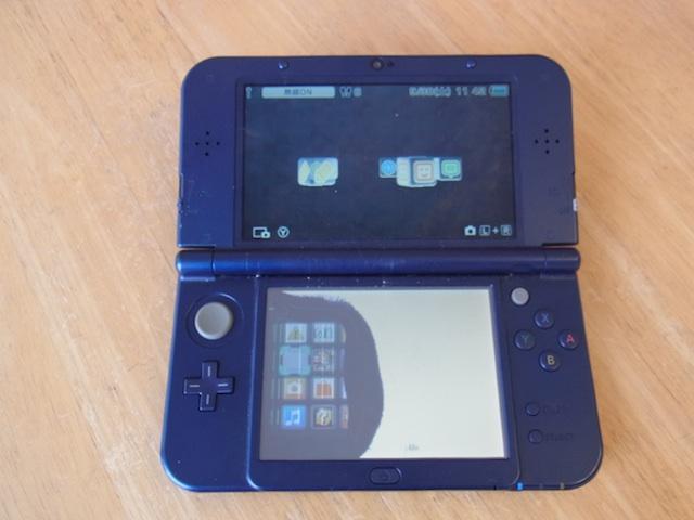 吹田のお客様 任天堂3DSの故障で困ったら