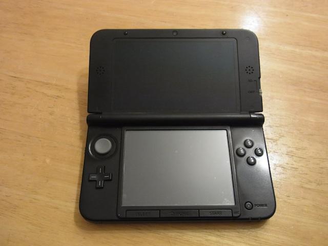 任天堂3DS電源が落ちる 大阪の修理店