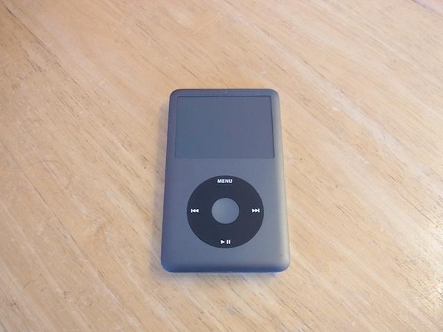 iPod classicリンゴループ修理予約 大阪のお店